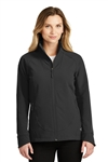 TThe North Face® Ladies Tech Stretch Soft Shell Jacket custom logo