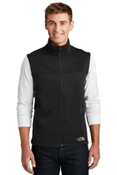 Custom Embroidered North Face Ridgeline Soft Shell Vest