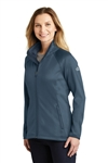 Custom  North Face Ladies Canyon Flats Stretch Fleece Jacket