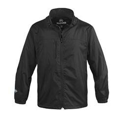 custom embroidered PX-2 STORMTECH MEN'S SQUALL PACKABLE JACKET