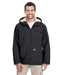 Dickies work Sherpa-Lined Hooded Jacket