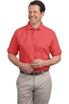 K500 Port Authority Short Sleeve Silk Touch Sport Shirt