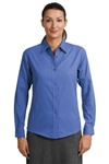 L608 Port Authority  Ladies Long Sleeve Easy Care Shirt