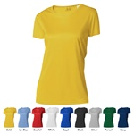 NW3201 A4 Ladies Cooling Performance T Shirt