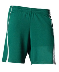 NW5015 A4 Power Mesh Softball Short